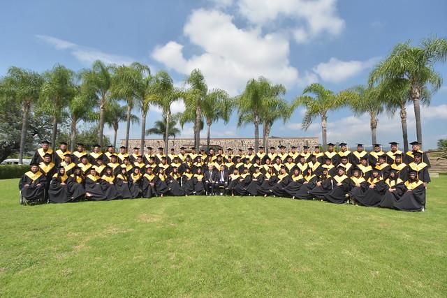"""Graduación 2019M de la UTZMG """"Generación Ing. Salvador Zamora Zamora"""""""