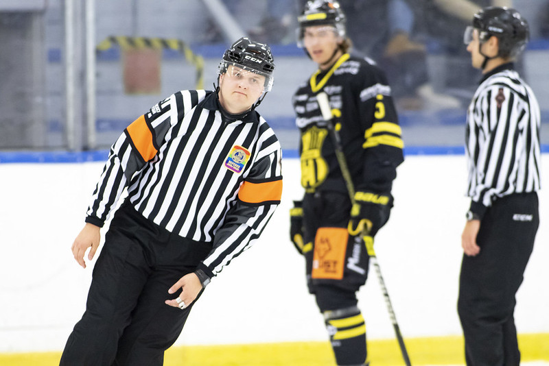 Hockeyettan Vännäs HC -Östersunds Ik 2019-10-04