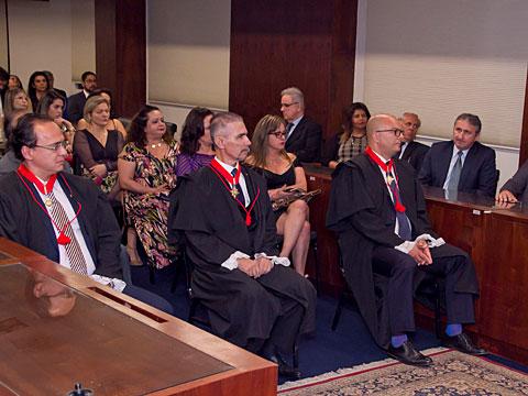 Posse Procuradores  MPMG -  Rodrigo Filgueiras, Marcos Vnicius, Franklin Higino 04.10.19