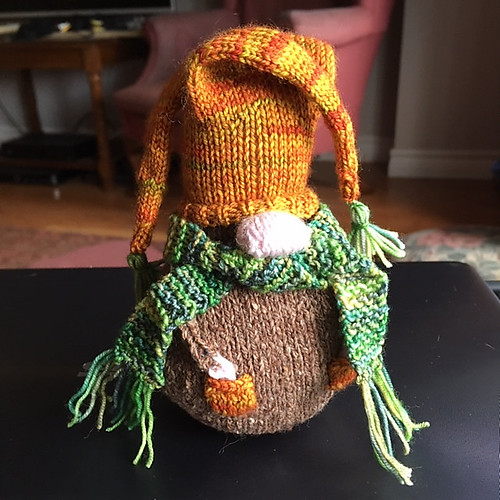 Sandi's Oh, Gnome, You Didn't and Gno Fun Like Gnome Fun by Sarah Schira - Aren't they the cutest??