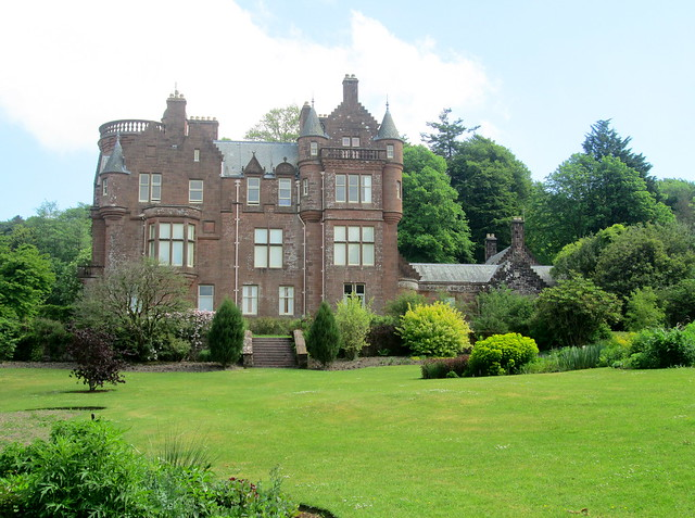 Threave House, Fuller View