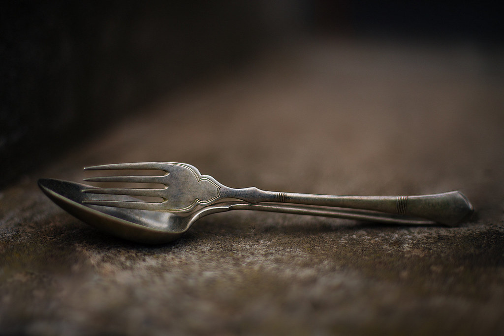 Just Spoon and Fork