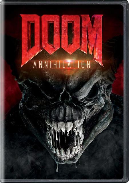 DoomAnnihilationDVD