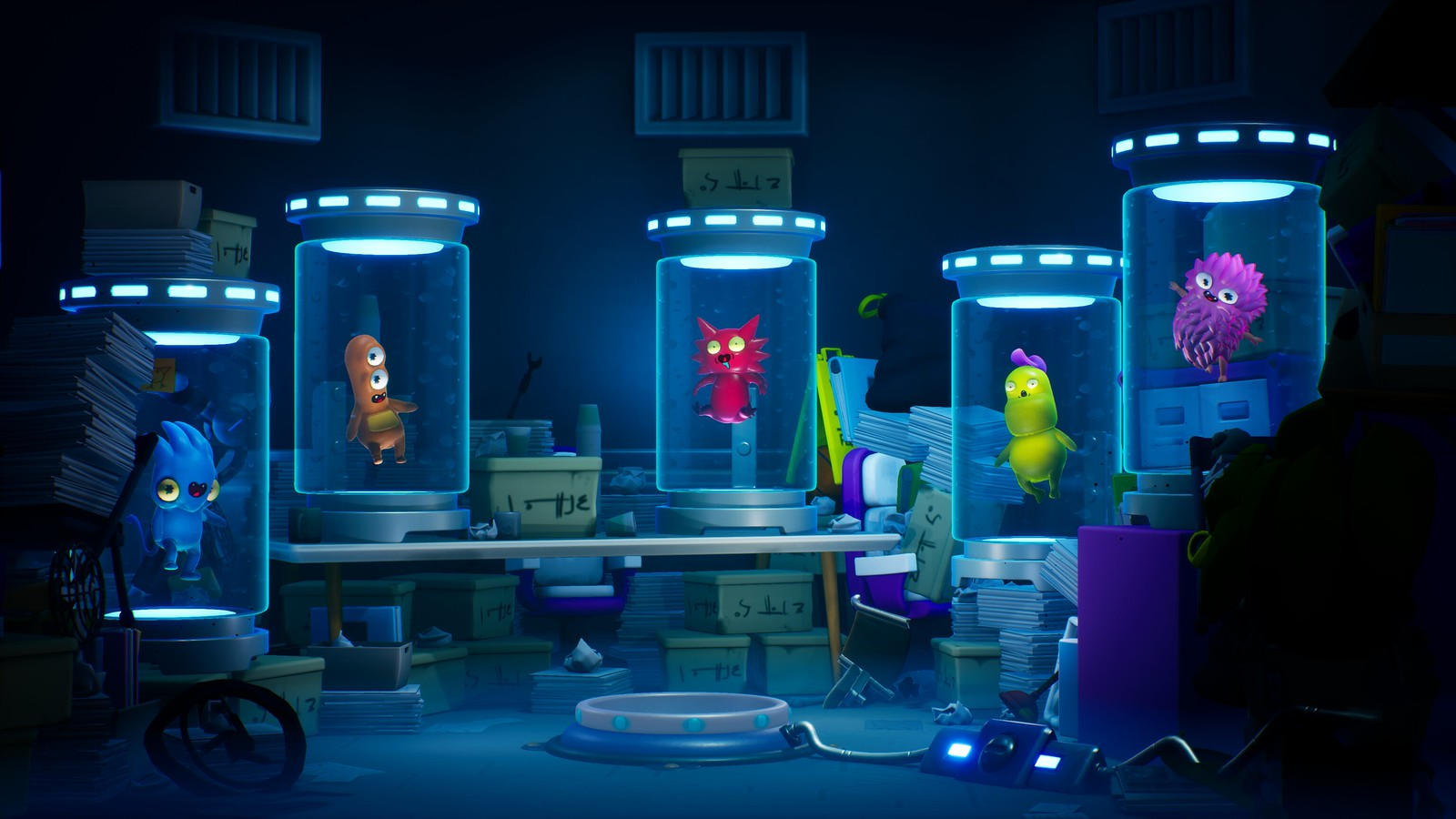 Trover Saves the Universe - Important Cosmic Jobs DLC