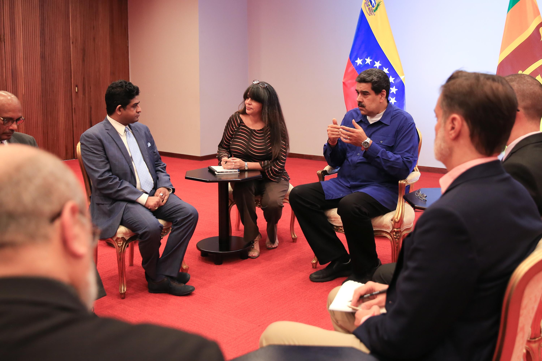Sri Lanka y Venezuela se reúnen para estrechar lazos de cooperación