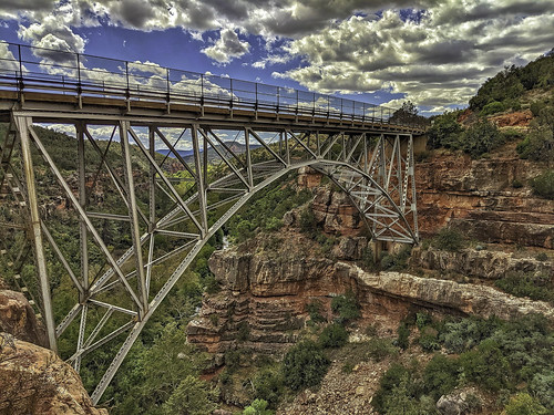 bridges arizona west sedona old