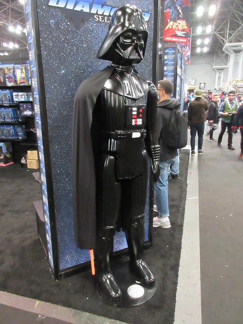 Tall Star Wars Kenner Type Darth Vader Comic Con 4138
