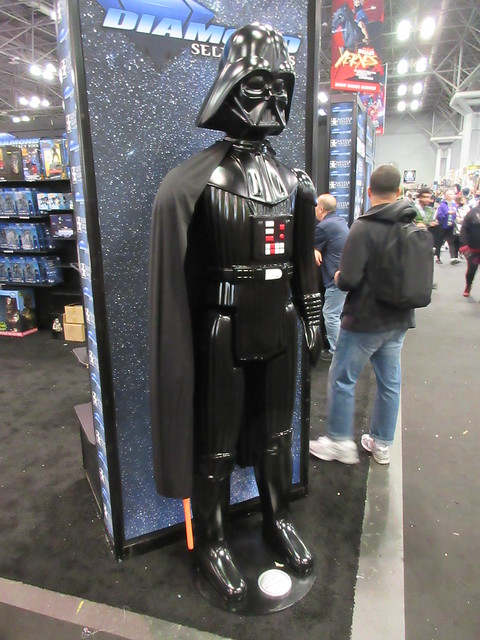 Tall Star Wars Kenner Type Darth Vader Comic Con 4137