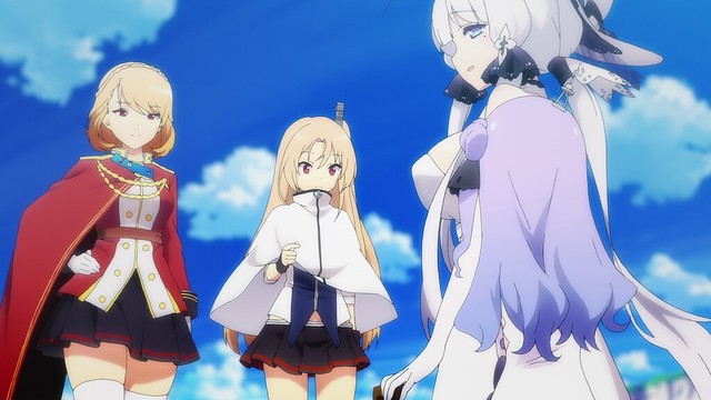 Image result for azur lane anime characters
