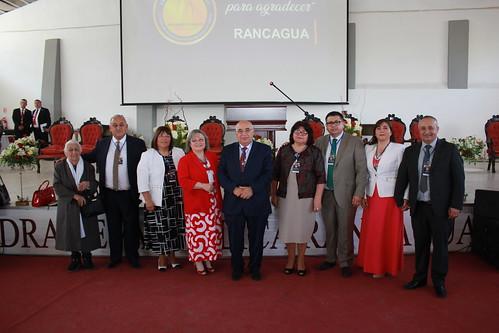 Unidos para agradecer en Rancagua