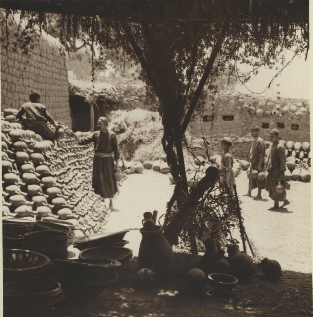 14. 3 июля. Гончарный двор в Газе