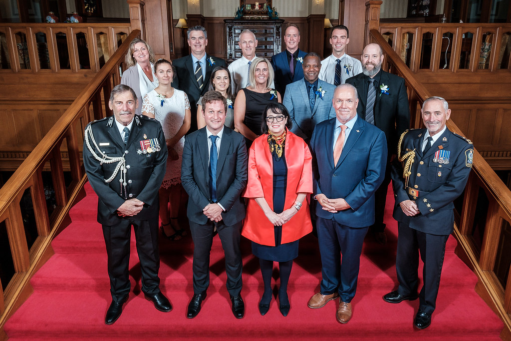The 10 winners of the second annual Premier's Awards for Excellence in Education share a commitment to helping British Columbian students succeed.
