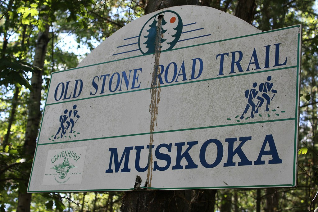 Gravenhurst - Old Stone Road Trail