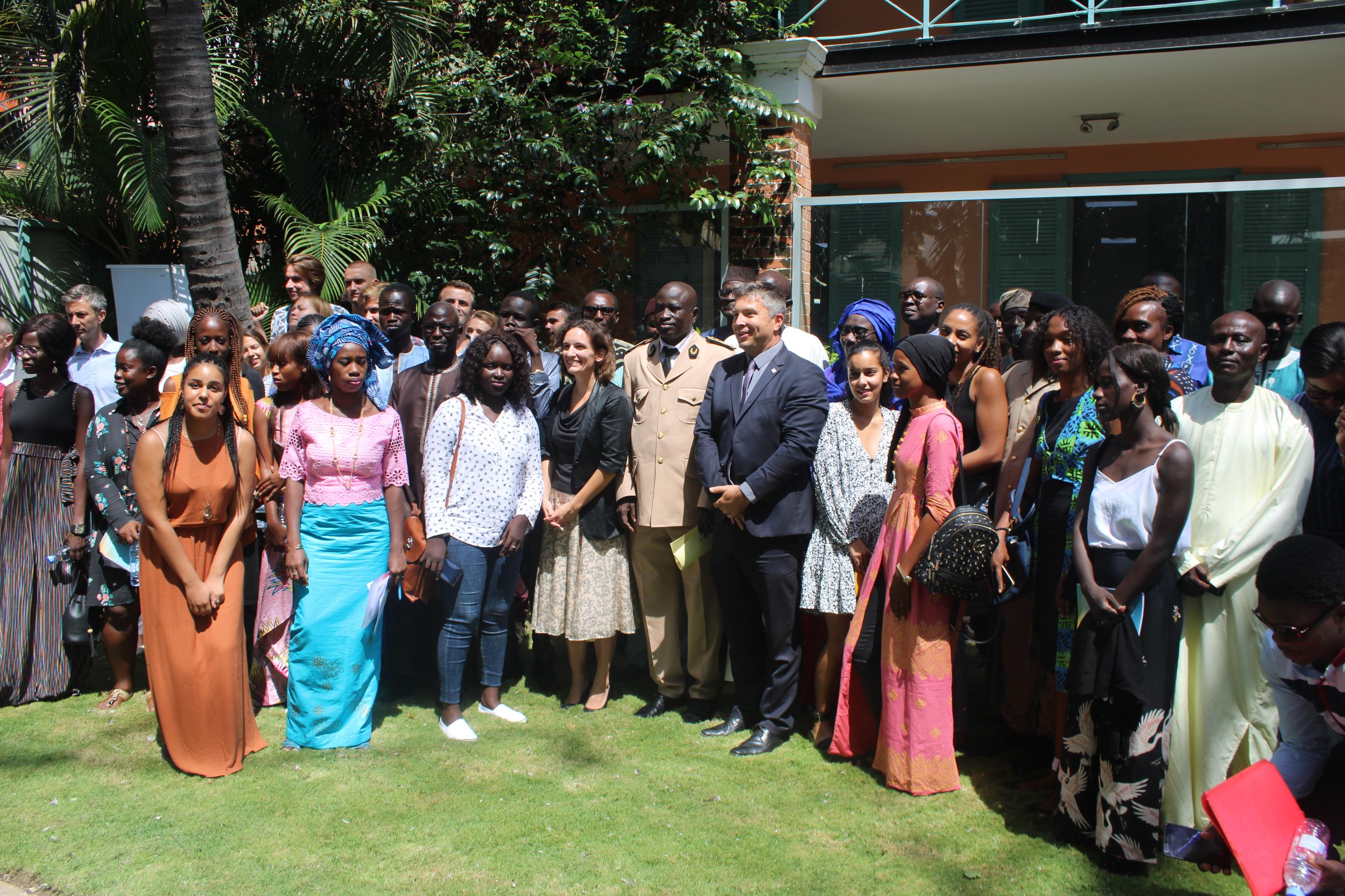 Journée du Volontariat Français au Sénégal - Edition 2019 (30)