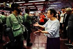 香港,返送中,禁蒙面法,臨時政府