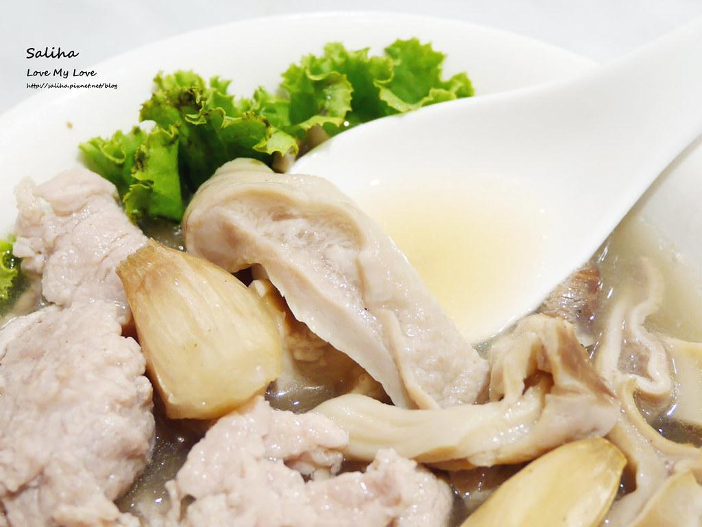 台北東區忠孝復興站必吃美食松發肉骨茶新加坡米其林必比登推薦 (2)