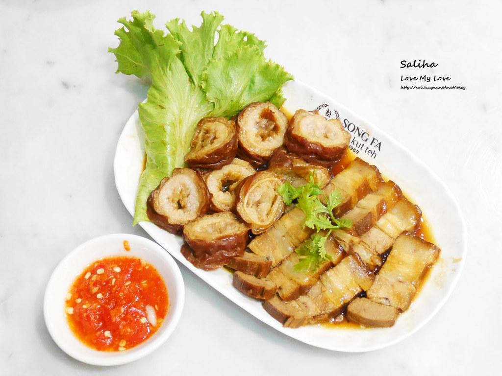 台北東區sogo復興館餐廳好吃美食推薦松發肉骨茶 (2)