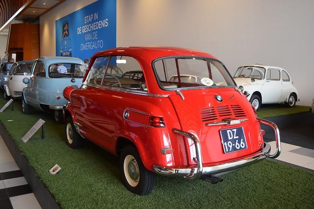 BMW 600 Saxomat 1958