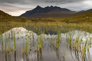 The Cuillin Pond | by George Ingram