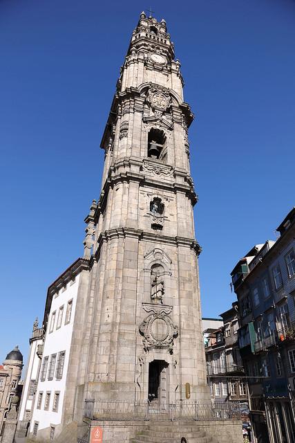 Igreja dos Clérigos, tower
