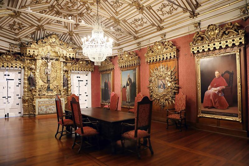 Room, Igreja Monumento de São Francisco