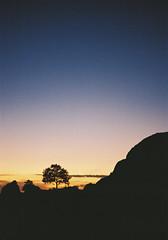 Basin at Sunset (Nikon F3, 50mm f1.8, Kodak Colorplus 200)