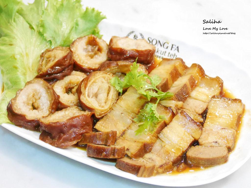 台北東區sogo復興館餐廳好吃美食推薦松發肉骨茶 (3)