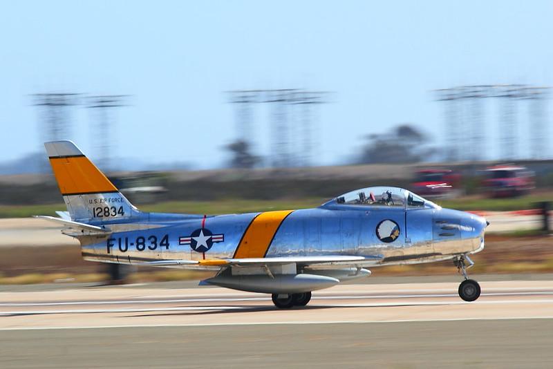 IMG_6471 F-86 Sabre, MCAS Miramar Air Show