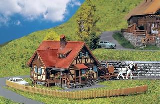 歐洲風的寫實美近在眼前!TOMYTEC 推出德國玩具品牌「FALLER」之情景模型與人物擺設用人形