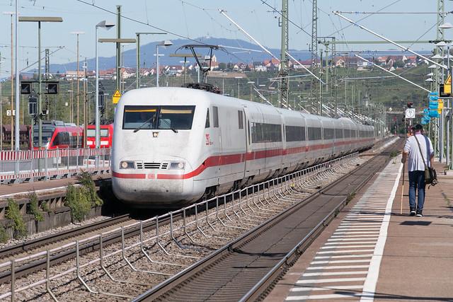 DB ICE 401 086 Weil am Rhein