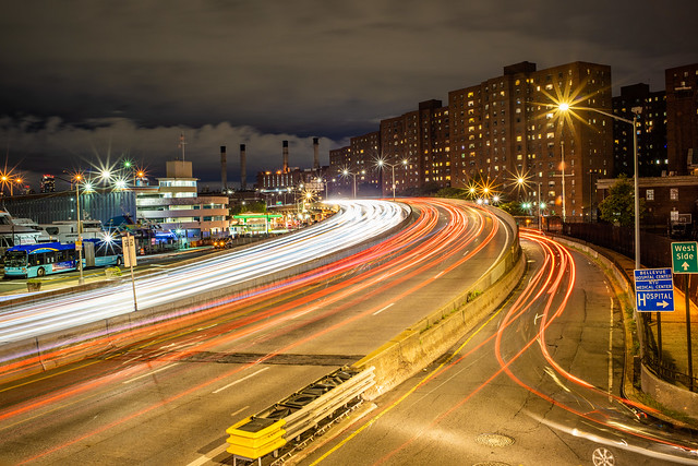 FDR Drive, NYC