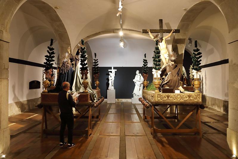 Crypt, Igreja Monumento de São Francisco