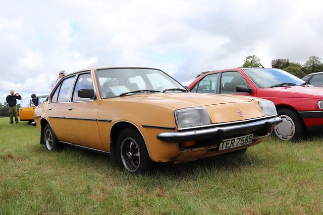 Vauxhall Cavalier 1600 GL TER758S