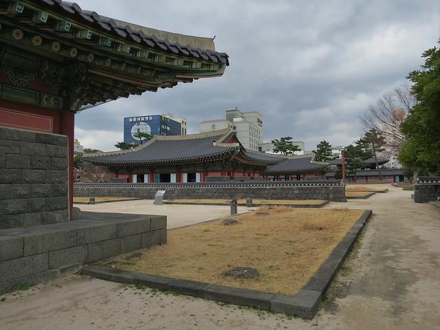 Gwandeok-jeong complex