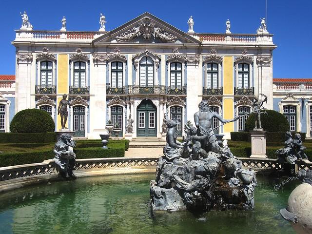 Queluz - Palácio Nacional de Queluz