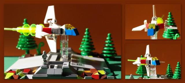 LEGO Star Fighter .