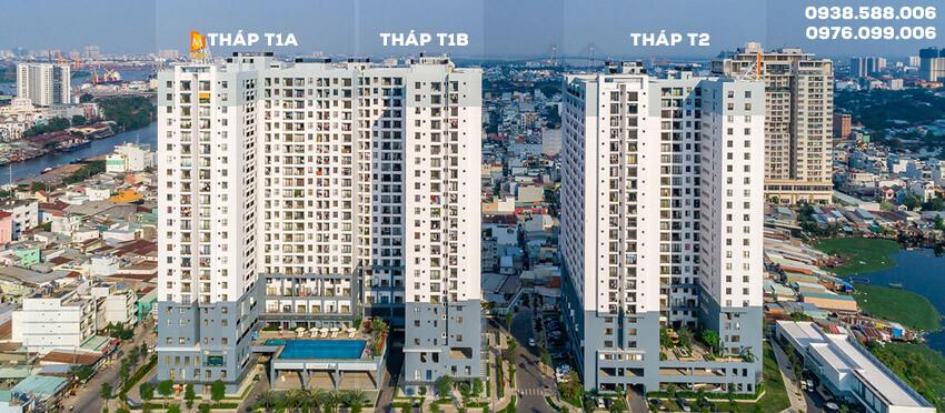 Bán lại và chuyển nhượng căn hộ chung cư dự án M-One quận 7 giá tốt.