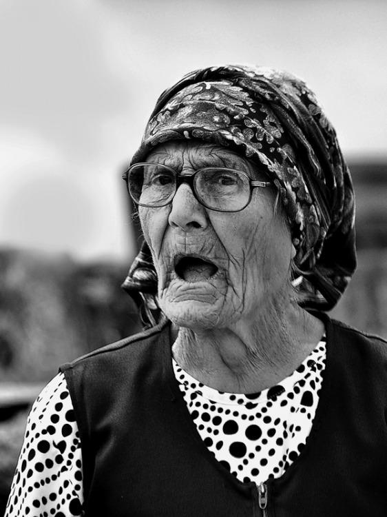 Vencedor do desafio mensal: Expressão facial