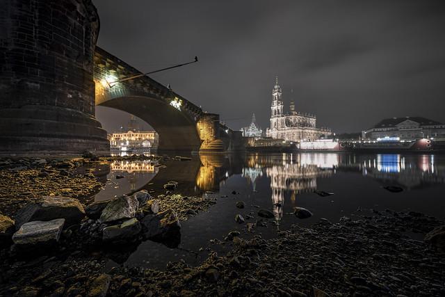 Dresden - Augustus Bridge