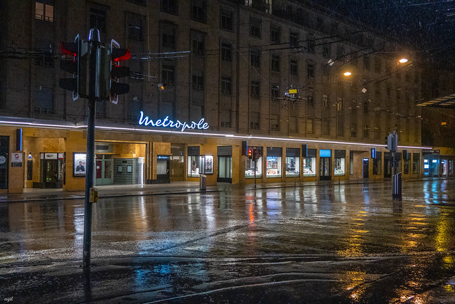 Place Bel-Air, Lausanne