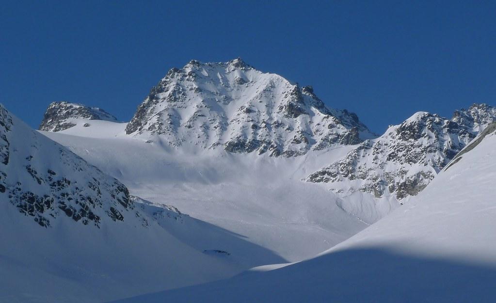 Vordere/Hintere Jamspitze NE Silvretta Rakousko foto 10