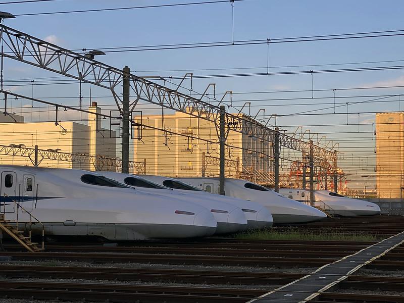 Shinkansen Oi Train Base