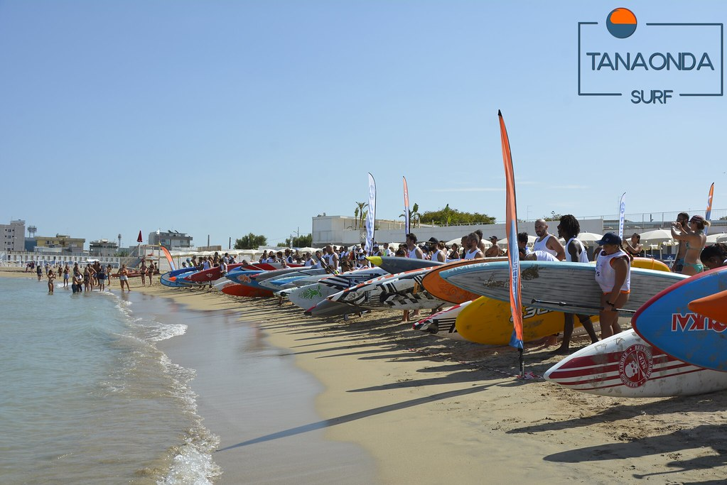 TanaOnda SUP Race 2019