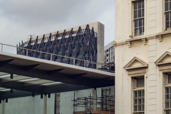 Paddington station and Brunel building