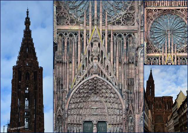 Kathédrale Notre-Dame de Strasbourg