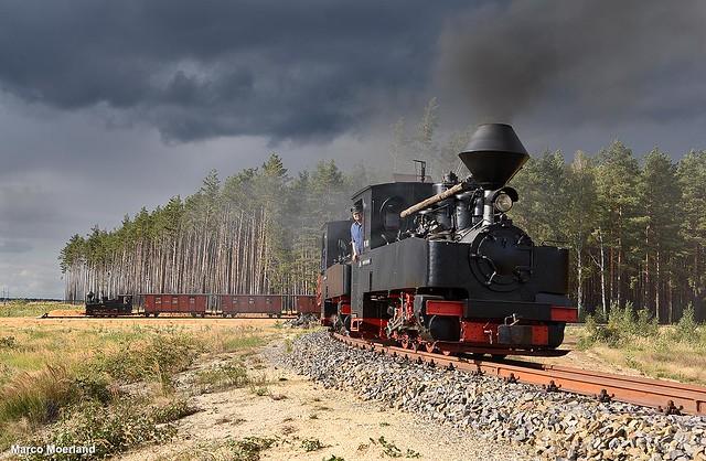 Brigadelokomotiven