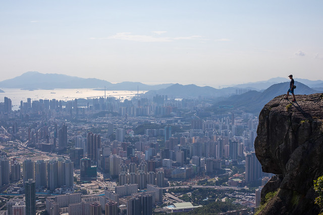 Suicide Cliff, Hong Kong