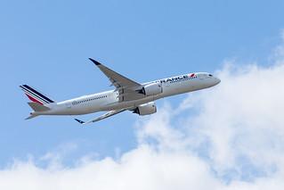 Air France A350-941