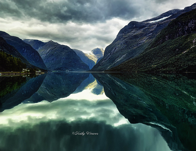 Mountains, Fjords and Glaciers - Norway