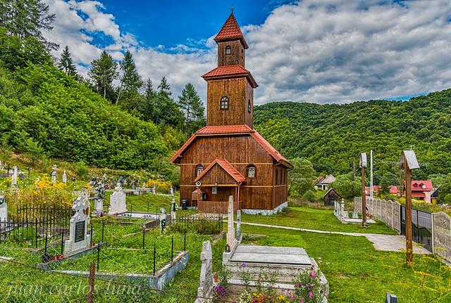 Iglesia de Scrind Frăsinet
